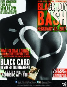 Black Joy Bash